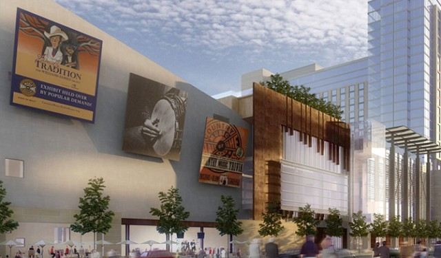 EMG selected to provide Interior Signage for Omni Nashville and Country Music Hall of Fame