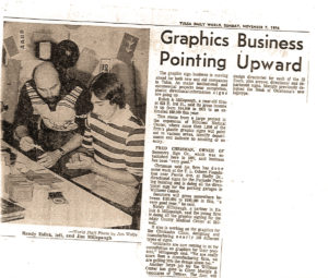 EMG Tulsa World 1976